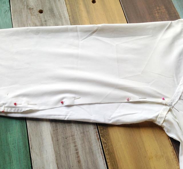 Camisola para embarazada