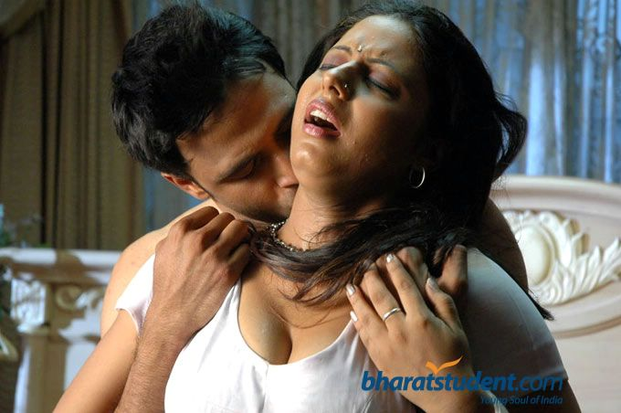 Indian Hot Actress Bed Scene