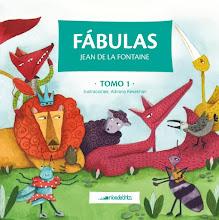 FABULAS -JEAN DE LA FONTAINE