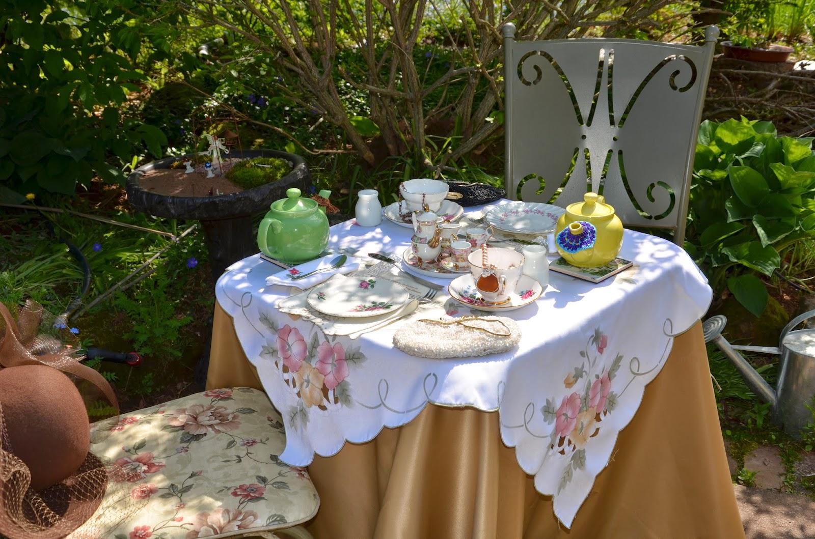 Grandma 39 S Afternoons Summer Time Tea W Grandma