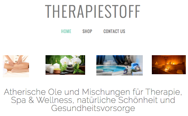 Therapiestoff