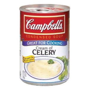 how to make home made soup with cream of celery