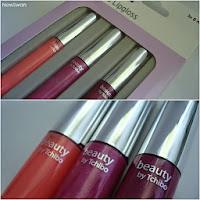 Tchibo - 3 Lipglosse