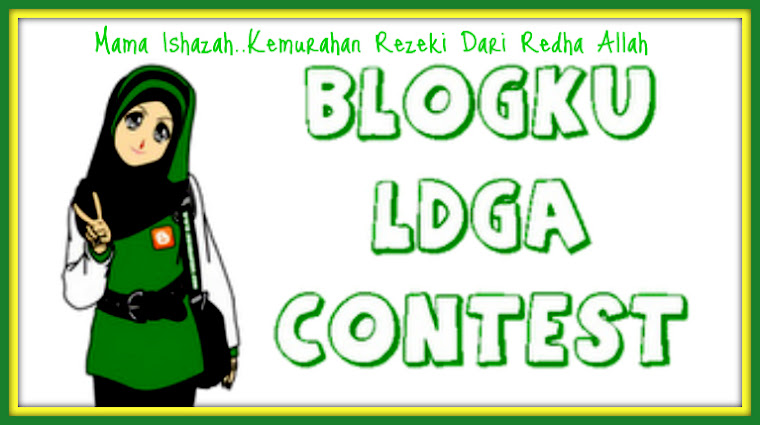 Blogku LDGAContest..