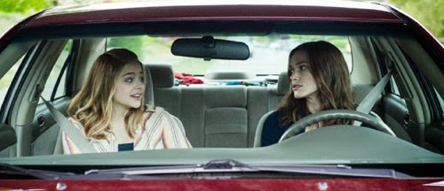 Trailer and Poster for Laggies starring Keira Knightley and Chloe Grace Moretz