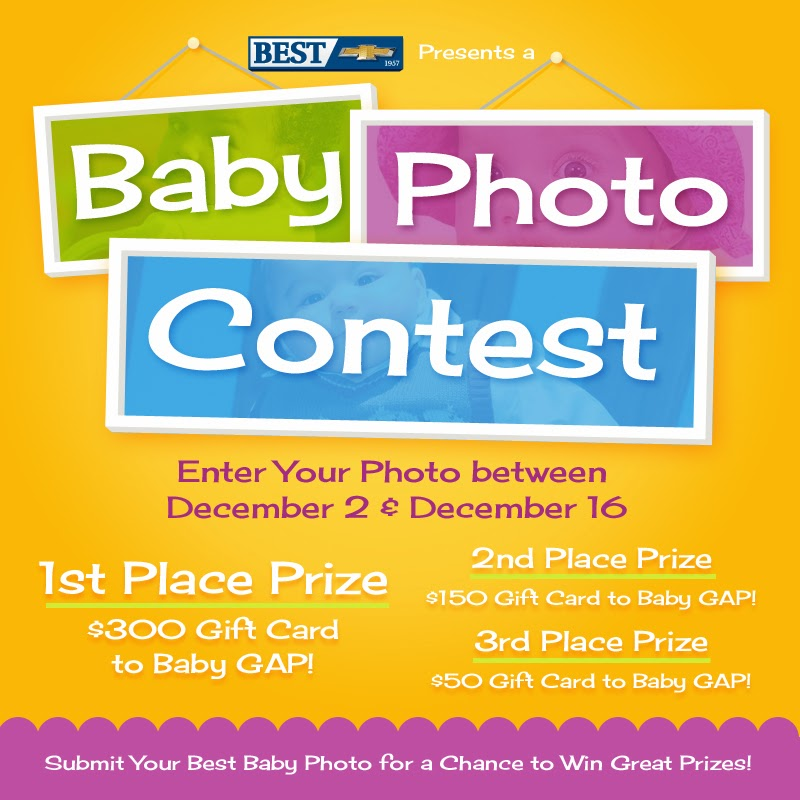 Enter The Best Chevrolet Baby Photo Contest Now!