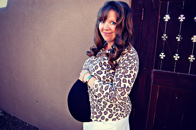 Brownish discharge 39 weeks pregnant