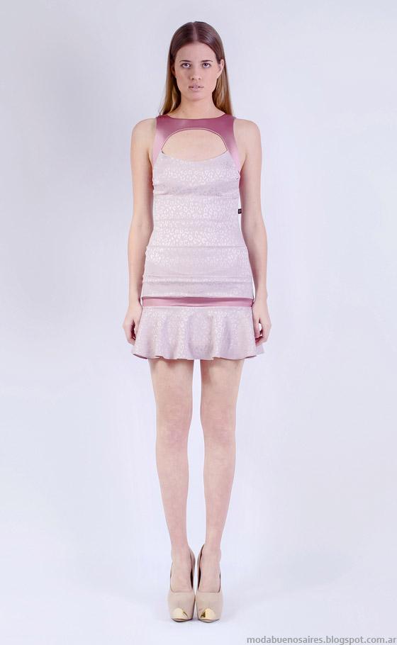 Moda primavera verano 215 Natalia Antolin verano 2015 vestidos.