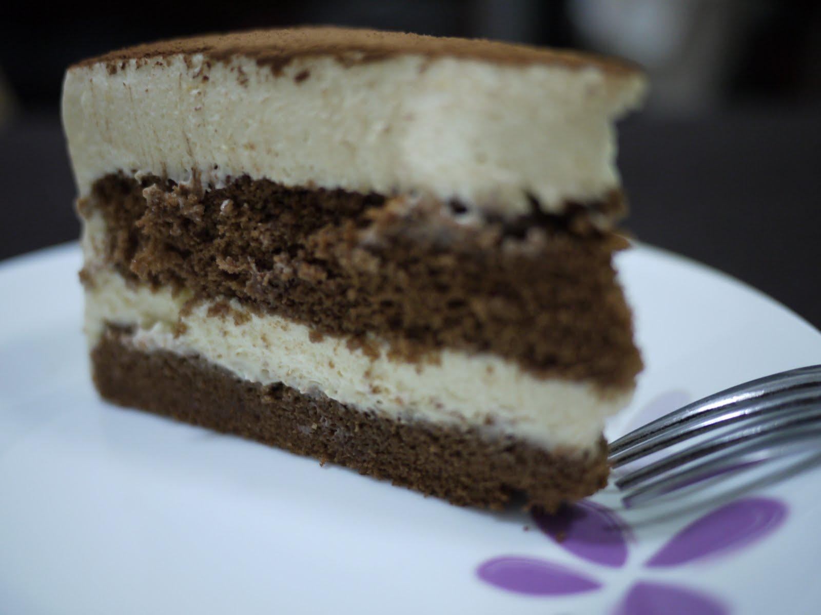 neeble neeble: Tiramisu layer cake