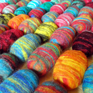 Felted Soap by The Twisted Purl