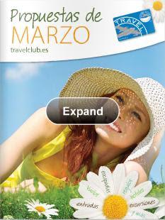 catalogo travel club marzo 2013