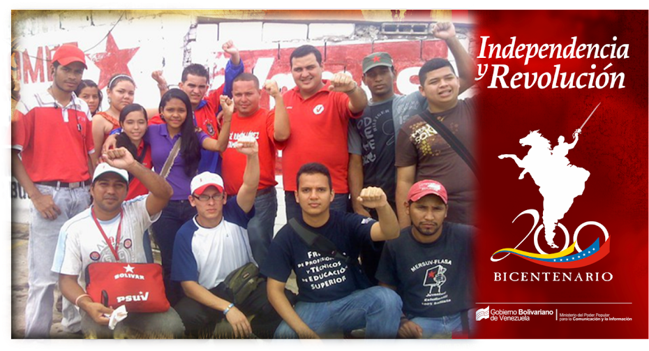 Frente de Juventudes Bicentenarias 200 (Municipio Caroní, Estado Bolívar)