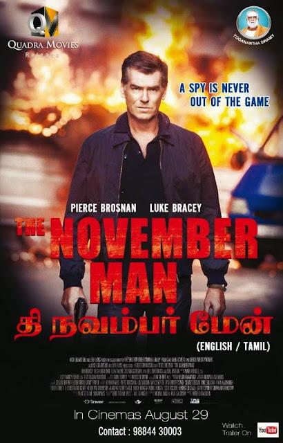 Sát Thủ Tháng Mười Một - The November Man (2014)