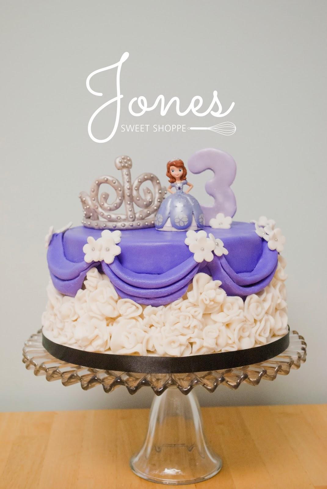 Jones Sweet Shoppe Princess Sofia