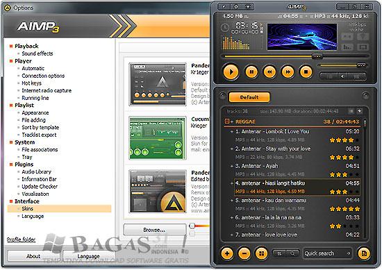 AIMP v3.50 Beta 1 Build 1224 2