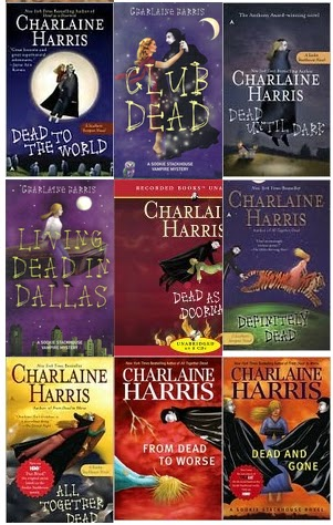 The Sookie Stackhouse Series By Charlaine Harris Street Sharks Dvd