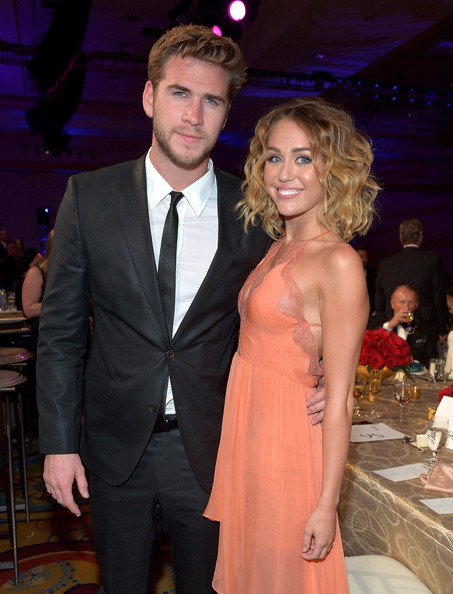 She Was Snapped Last Week Wearing A Diamond Ring On Her Engagement Finger But Miley Has No Intentions On Booty Popping Down The Aisle Any Time Soon