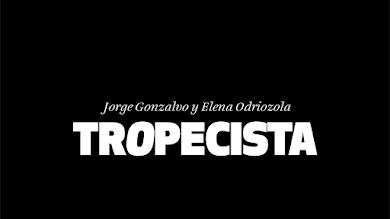 Presentación de Tropecista: Jorge Gonzalvo y Elena Odriozola