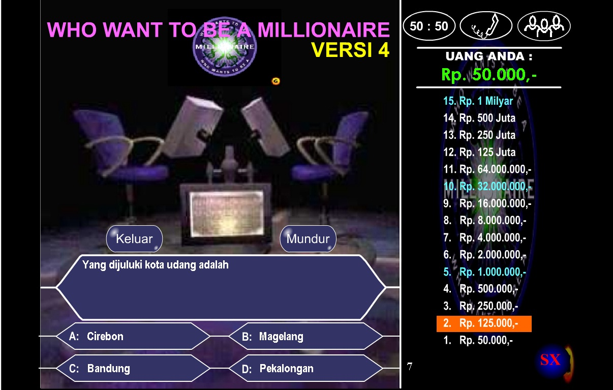 who want to be a millionaire game template - download game pc who wants to be a millionaire indonesia