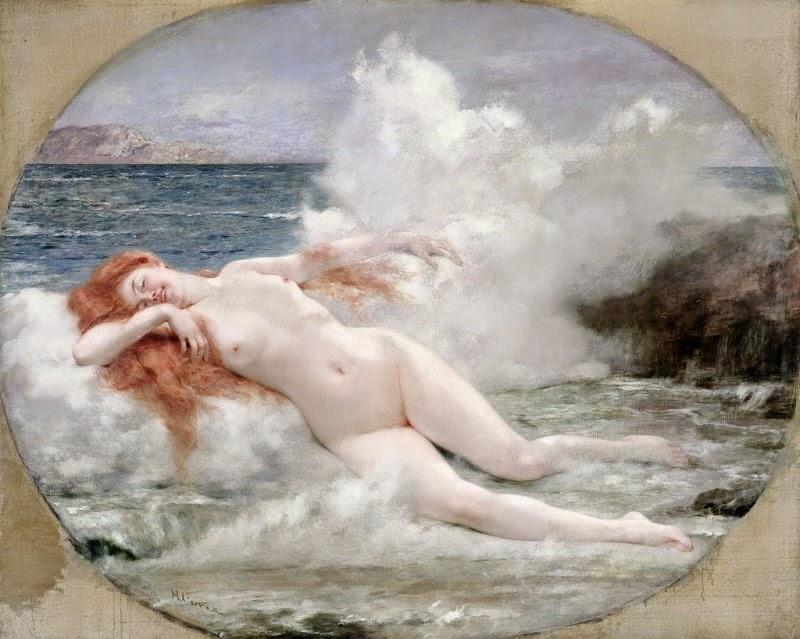 Henri Gervex, La Naissance de Vénus (1907)