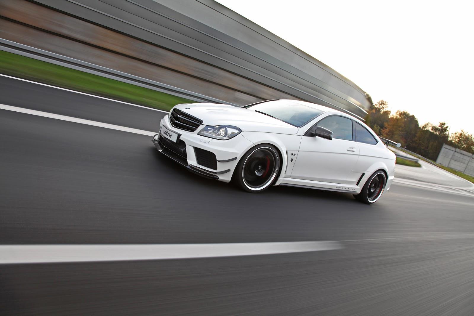mercedes benz c63 amg black series - Mercedes Benz C63 Amg Black Series Wallpaper