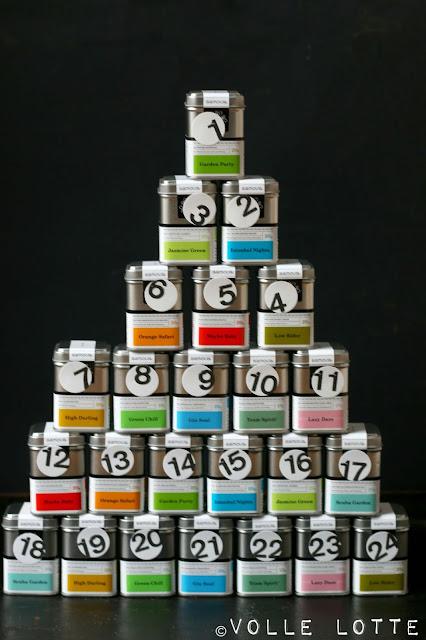 Bio-Tee, samowa, Hamburg, selbermachen, Adventszeit, TinekHome, Weihnachten