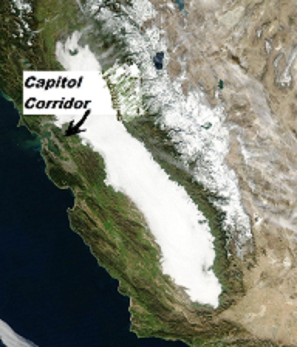 Trainride of the enigmas california politics and frozen fog run it was my brother frank who first told me about frozen fog a long time ago he moved out of state to escape it but i remained to research the phenomenon biocorpaavc