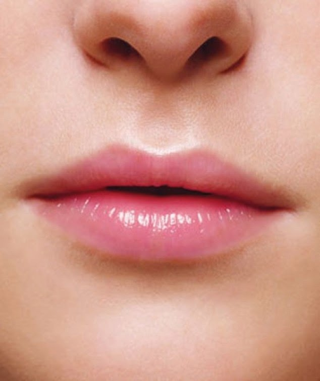 petua bibir cantik