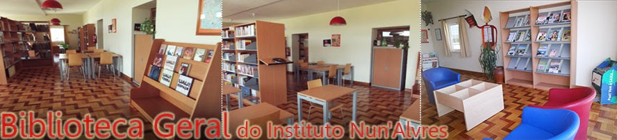 Blogue da Biblioteca