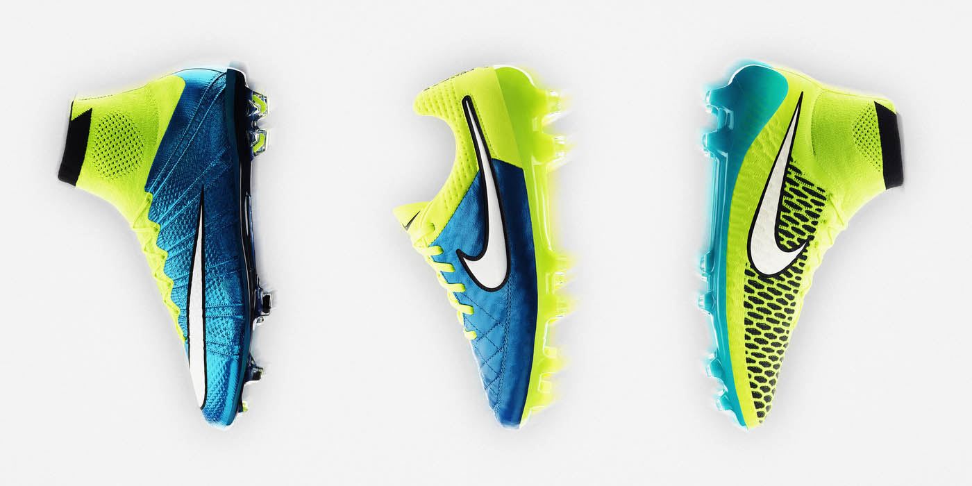 Amazing Nike Womens Football Boot Collection Released