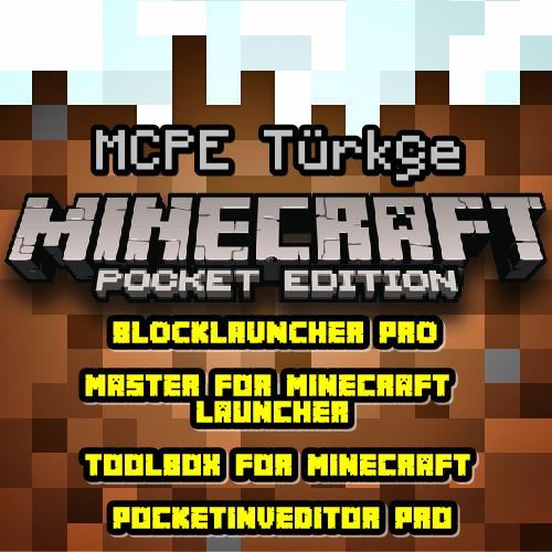 Minecraft Pocet Edition Tüm Araçlar