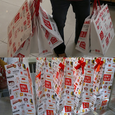 shopping bags, paper