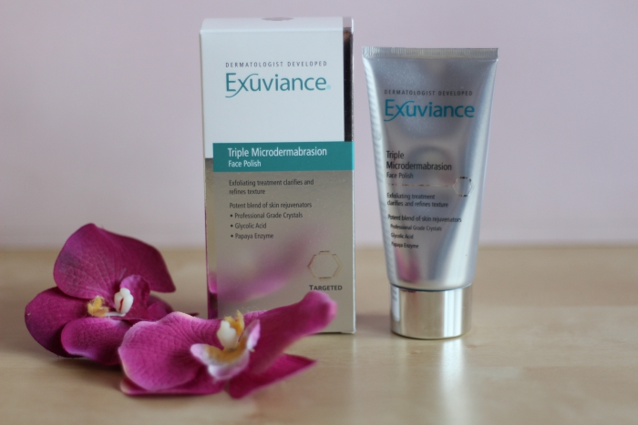 Exuviance Face Polish #bloggersfestival