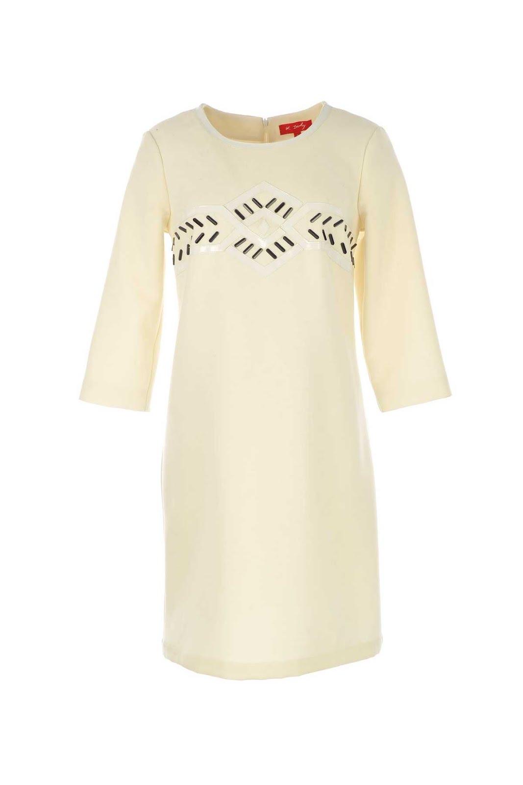 Φορεμα πρωινο με μεταλλικα στοιχεια