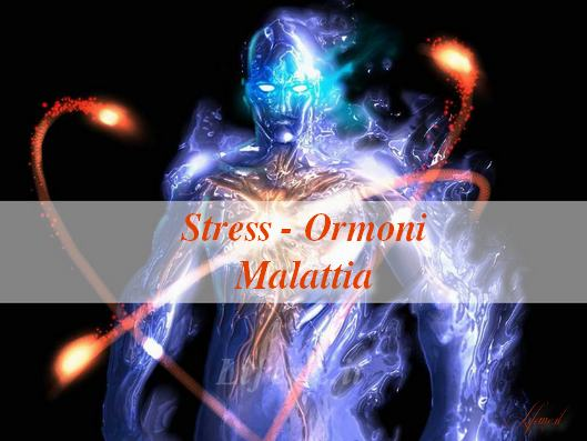 COME LO STRESS INFLUISCE SULLA MALATTIA E SISTEMA ENDOCRINO