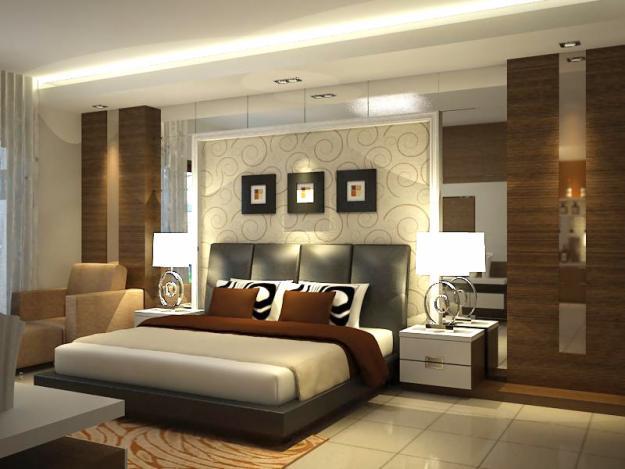 Veroh tin desain interior ruang tidur - Gambar interior design ...