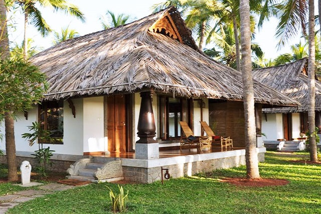 Neeleshwar Hermitage - One of the finest luxury beach resorts in Kerala