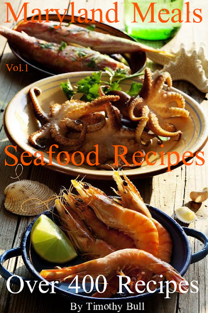Marland Meals Seafood Recipes Volume 1