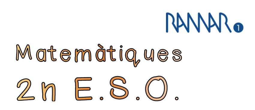 MATEMÀTIQUES - 2n ESO