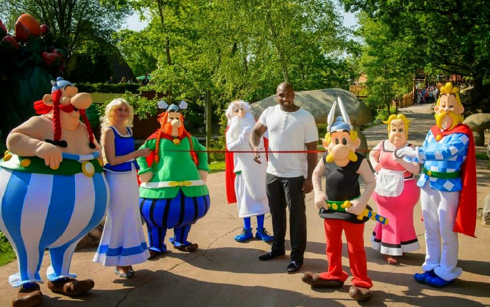 inauguration parc asterix