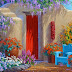 Flowers painting wallpapers.