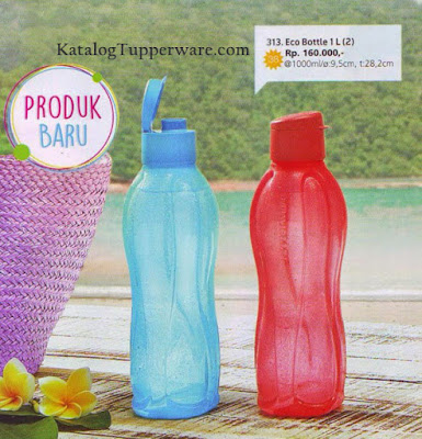 Tupperware Eco Bottle 1 Liter