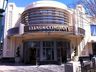 DCA Disney California Adventure Buena Vista Street Elias Store