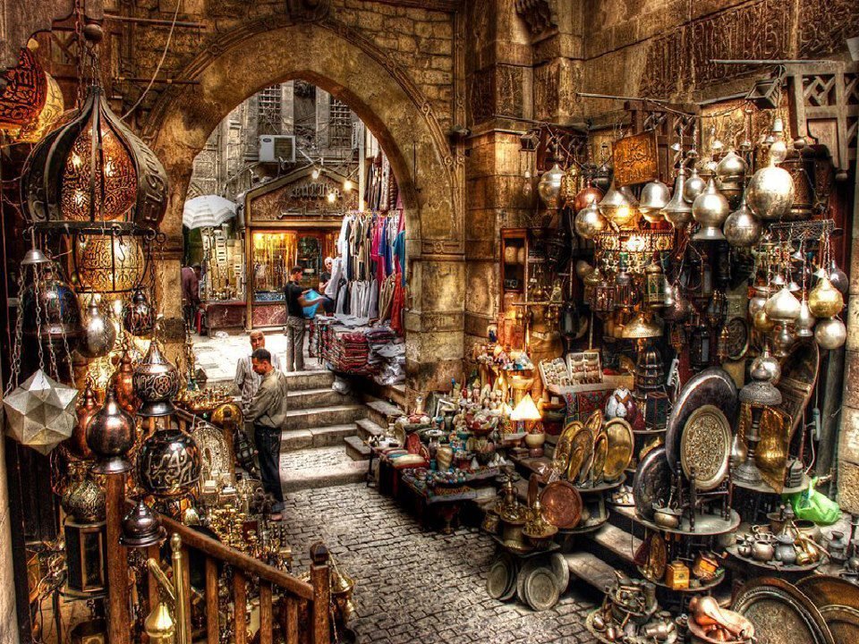 Egypt Civilization Khan El Khalili