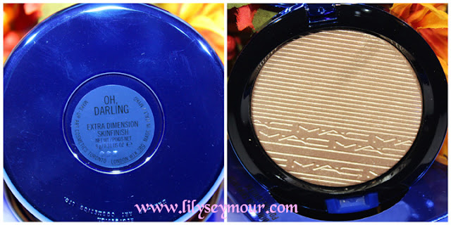 Oh Darling Extra Dimension Skin Finish