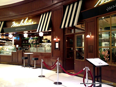 Madeleine Cafe at Dubai Mall