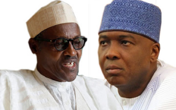 Senate and  Buhari Clash Over Perm Sec's Refusal to Honour Invitation