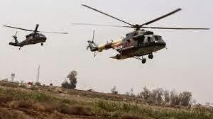 الطيران المصري يقصف مواقع الجيش الحر في عمق ليبيا