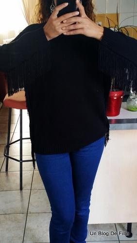 un blog de fille ootd look jean et bottines pour le froid. Black Bedroom Furniture Sets. Home Design Ideas