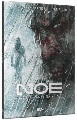 """""""Noe. I wody spadły na ziemię"""" D. Afonofsky, A. Handel - recenzja"""